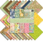 12 inch Scrapbook Papers & Card