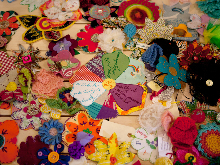 The Wellness Project by The Craftivist Collective
