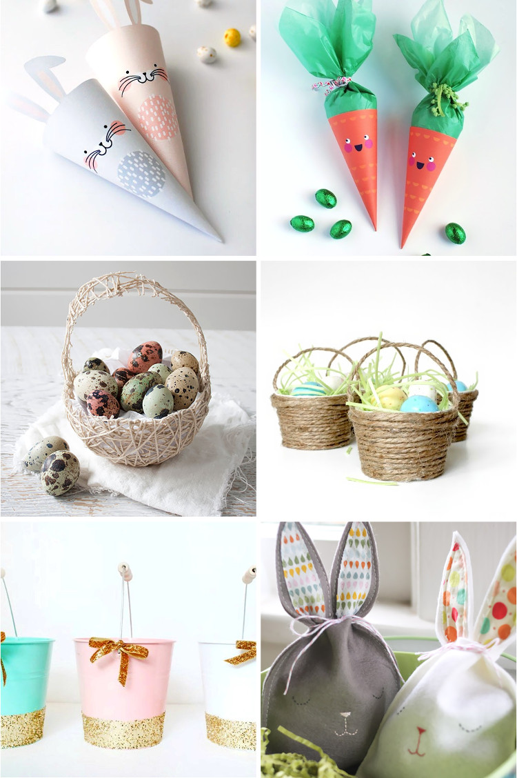 The best baskets and bags for Easter treats