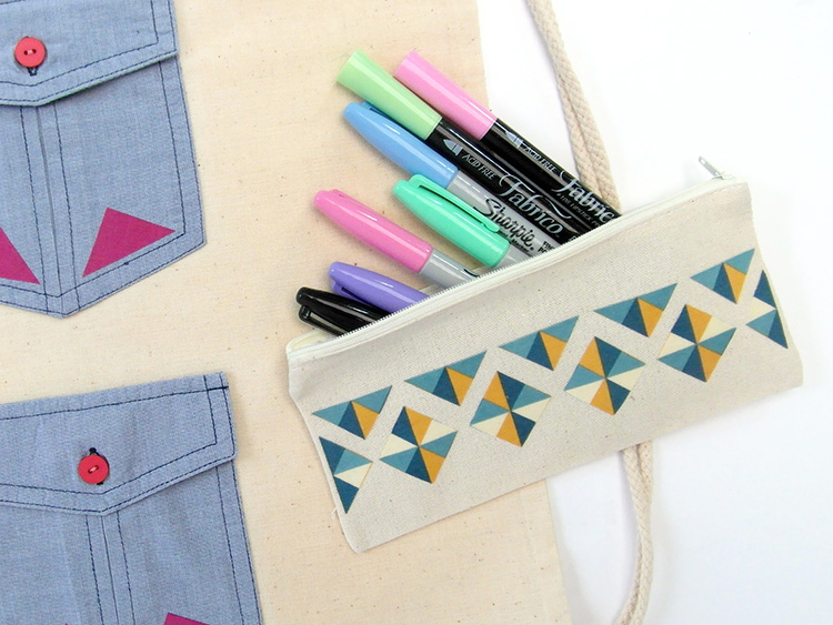 DIY Customised School Supplies