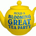 Blooming Great Tea Party - 12th June, Nottingham
