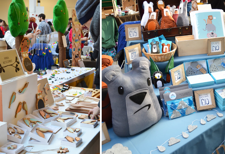 The StickyTiger Introductory Guide to Craft Fairs