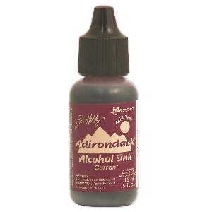 Currant Adirondack Alcohol Ink, 15ml, by Tim Holtz