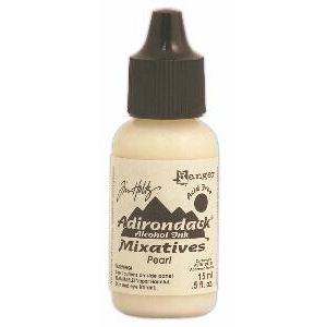 Pearl Mixative Alcohol Ink by Tim Holtz Adirondack