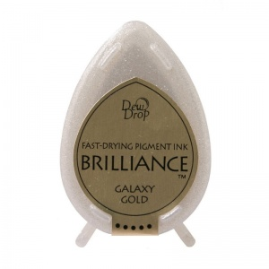 Galaxy Gold Brilliance Dew Drop Ink Pad