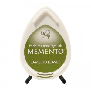 Bamboo Leaves Memento Dew Drop Ink Pad