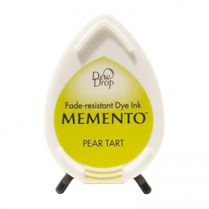 Pear Tart Memento Dew Drop Ink Pad
