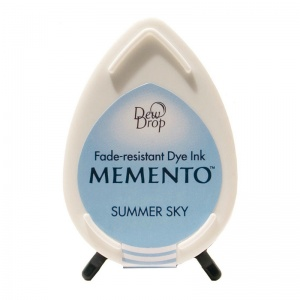 Summer Sky Memento Dew Drop Ink Pad