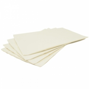 Pack of 50 Waxed Paper Sheets