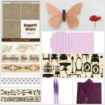 Best Value Decoupage Bundle #1