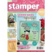 Craft Stamper Magazine - July 2012