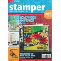Craft Stamper Magazine - August 2012