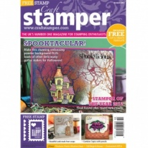 Craft Stamper Magazine - October 2012