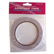 Permanent double sided tape 3mm