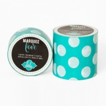 Marquee Love Polka Dot Tape
