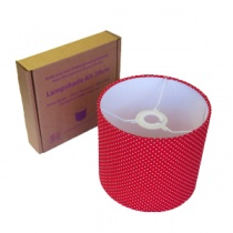 Lampshade Making Kit, 20cm drum