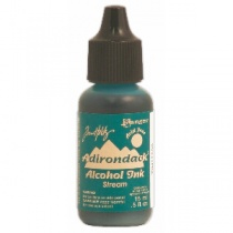 Stream Adirondack Alcohol Ink, 15ml, by Tim Holtz