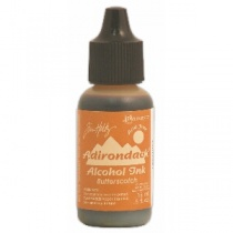 Butterscotch Adirondack Alcohol Ink, 15ml, by Tim Holtz