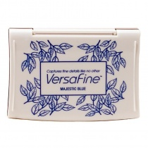 Large Majestic Blue Versafine Ink Pad