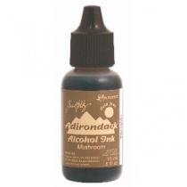 Mushroom Adirondack Alcohol Ink, 15ml, by Tim Holtz