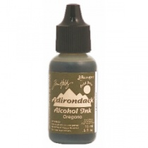 Oregano Adirondack Alcohol Ink, 15ml, by Tim Holtz