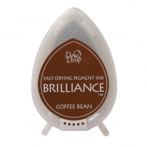 Coffee Bean Brilliance Dew Drop Ink Pad
