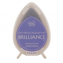 Pearlescent Lavender Brilliance Dew Drop Ink Pad