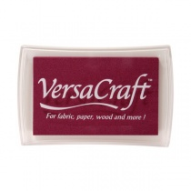 Garnet Versacraft Large Ink Pad