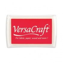 Poppy Red Versacraft Large Ink Pad