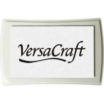 White Versacraft Large Ink Pad