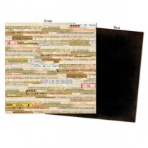 Gabriel Double Sided 12 Inch Paper, Camden Collection
