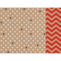 Mix & Match 12x12 Scrapbook Paper Crosses