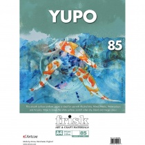 Yupo Paper Pack of 10 sheets, A4 size