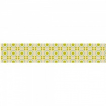 Green spotted Washi Tape
