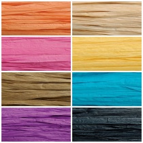 30m Viscose Raffia, Various Colours