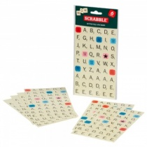 Scrabble Sticker Sheet