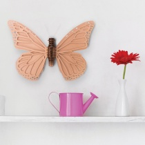 DIY Décor Cardboard Butterfly Kit