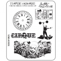The Big Top Stamp Set by Stampers Anonymous
