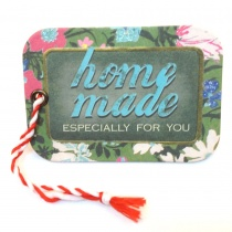 Home made Especially for You Gift Tag