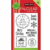 Wishes Come True Clear Stamp Set