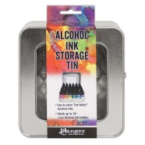 Tim Holtz Alcohol Ink Storage Tin, by Ranger